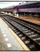 Vientiane, Laos to Bangkok Thailand by overnight express train
